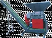 Castor - 1000 Еднороторова дробилка - шредер