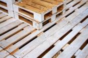 Палета, дървесни плоскости